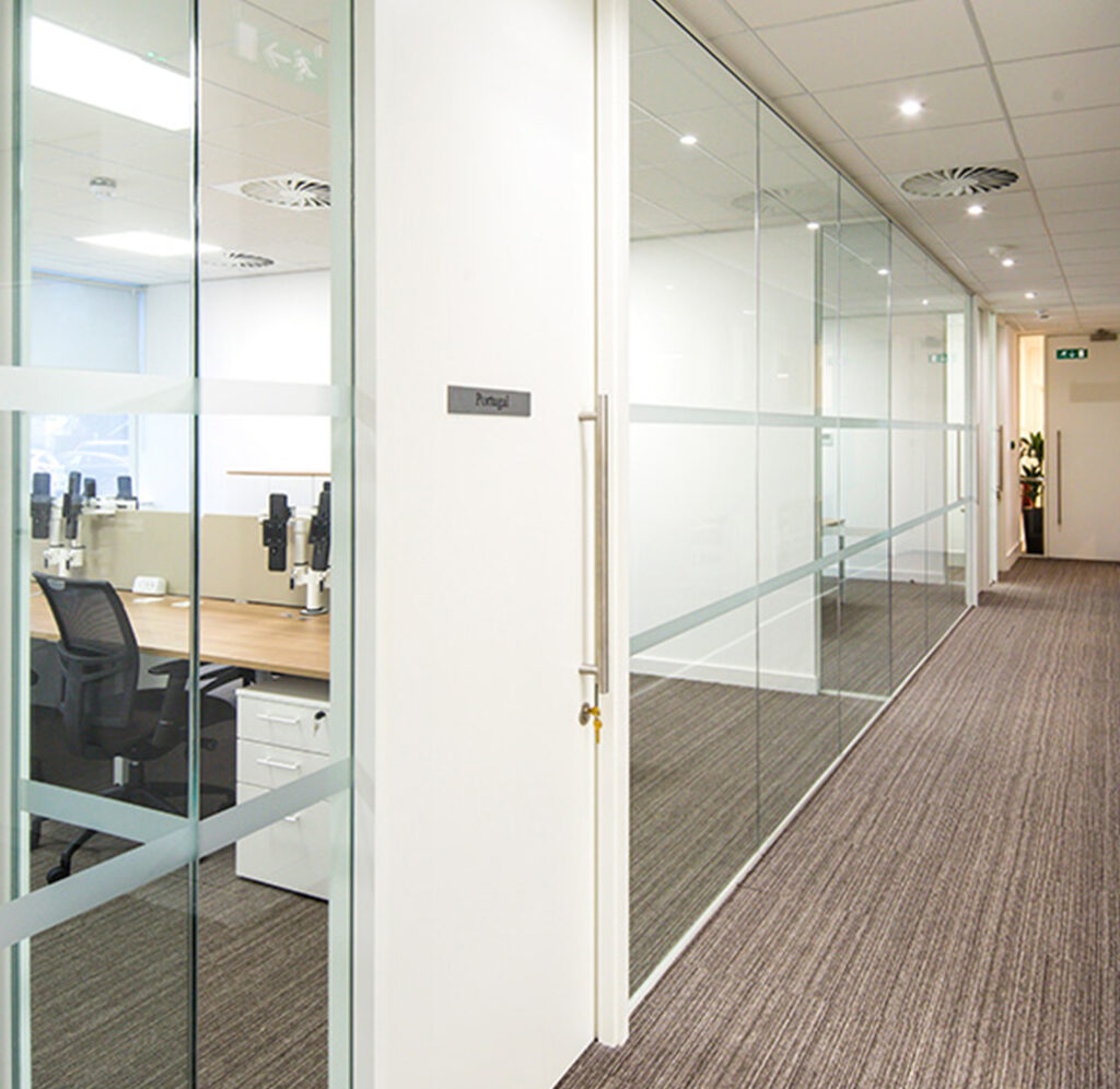 office space in UK